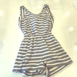 LIKE NEW Madewell Romper